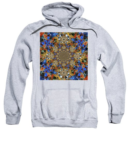 Prismatic Glasswork Sweatshirt