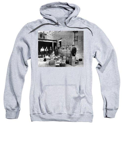 Prohibition, 1922 Sweatshirt