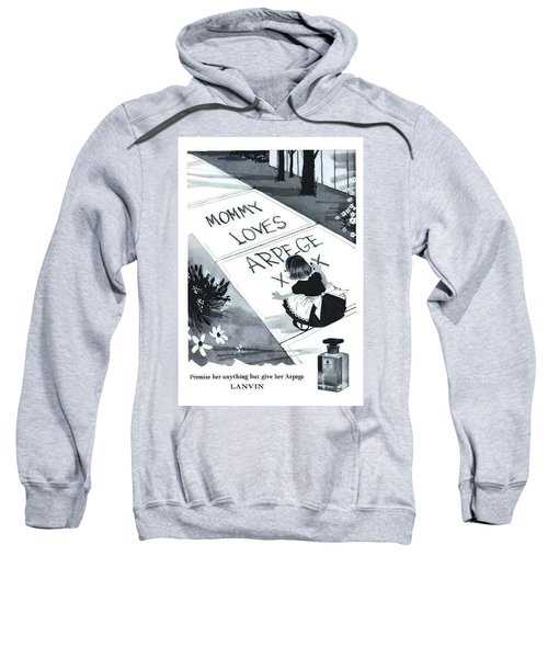 Sweatshirt featuring the digital art Promises by ReInVintaged