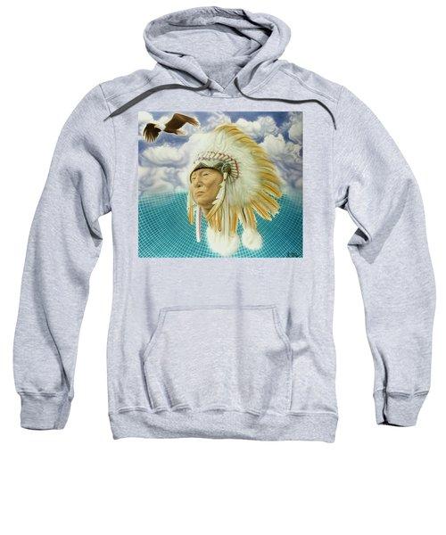 Proud As An Eagle Sweatshirt