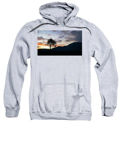 Provence, France Sunset Sweatshirt