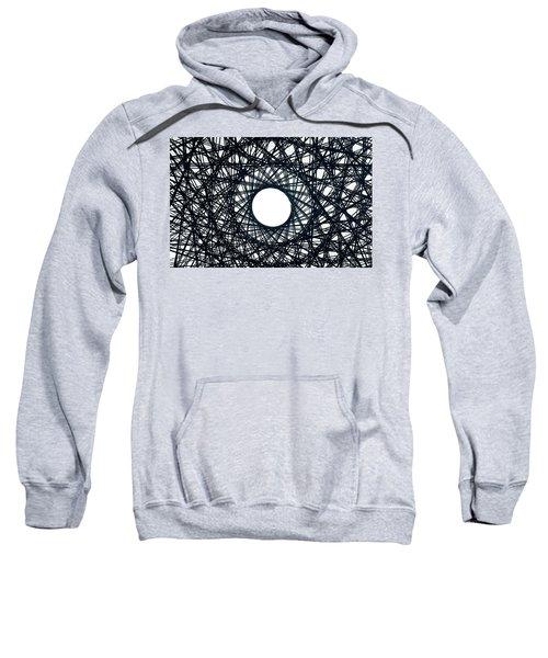 Psychedelic Concentric Circle Sweatshirt