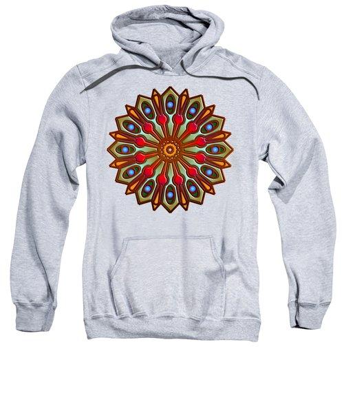 Psychedelic Mandala 012 A Sweatshirt