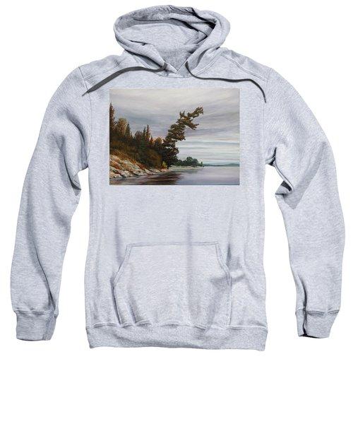 Ptarmigan Bay Sweatshirt