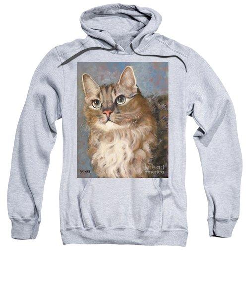 Puff  Ball Sweatshirt