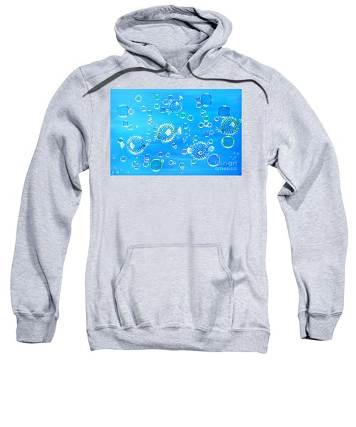 Pufferfish Playtime Sweatshirt
