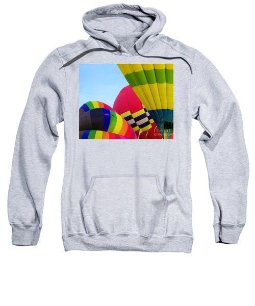 Pumped Up Sweatshirt
