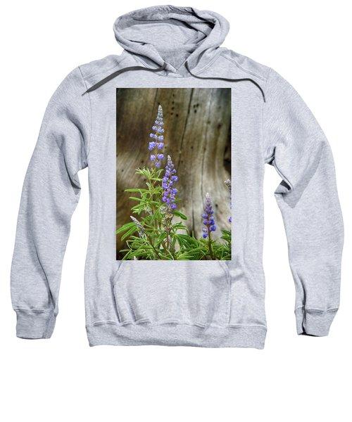 Purple Lupine Sweatshirt