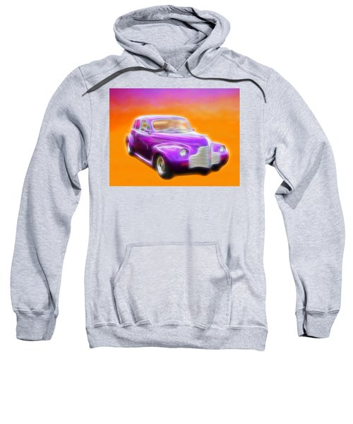 Purple Shadow Cruiser Sweatshirt