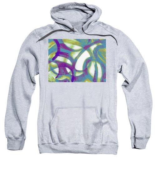 Purple Soul Sweatshirt