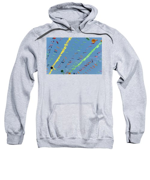 Put The Flags Out Sweatshirt