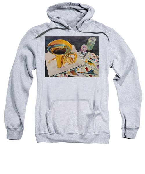 Pygmalion Joins The Band Sweatshirt