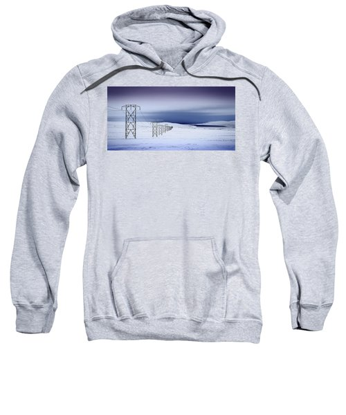 Pylons, Iceland Sweatshirt