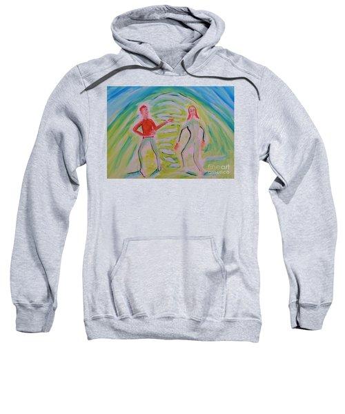 Quantum Entanglement Sweatshirt
