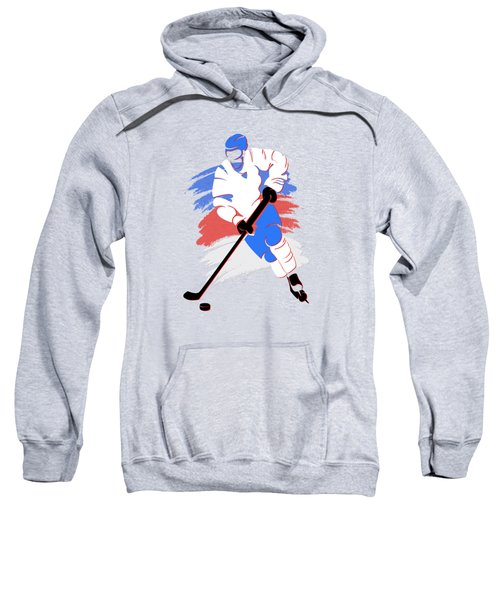 Quebec Nordiques Player Shirt Sweatshirt
