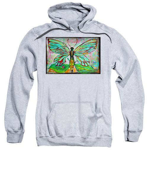Queen Birdwing Sweatshirt
