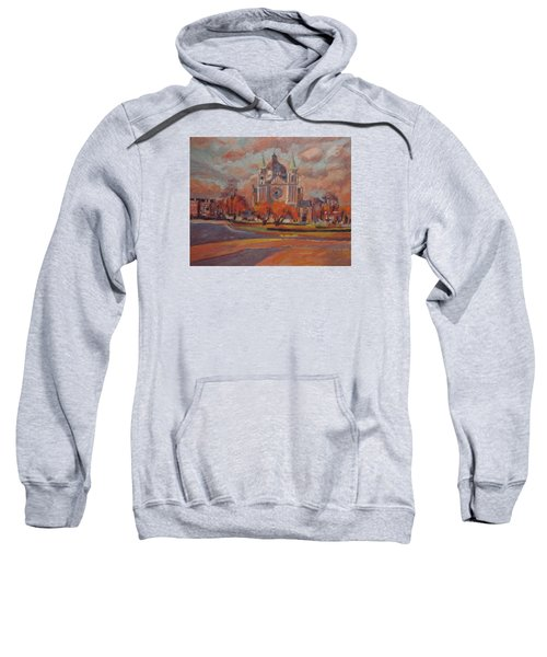 Queen Emma Square In Autumn Colours Sweatshirt by Nop Briex