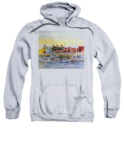 Queen Of The Shore Sweatshirt