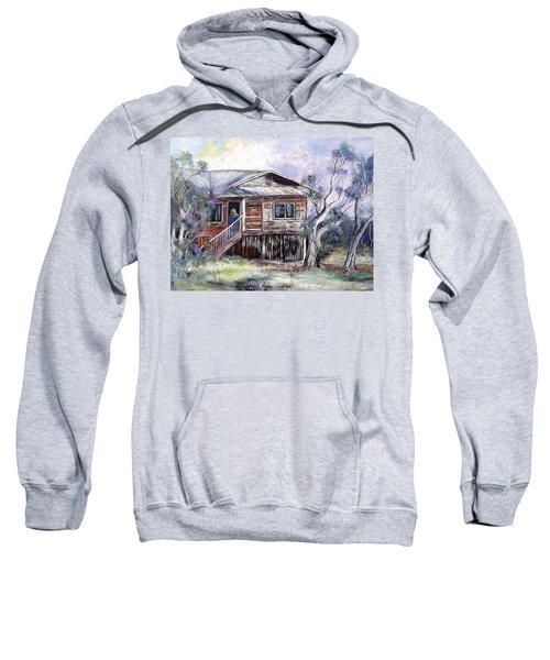 Queenslander Style House, Cloncurry. Sweatshirt