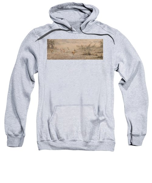Quick Run Sweatshirt
