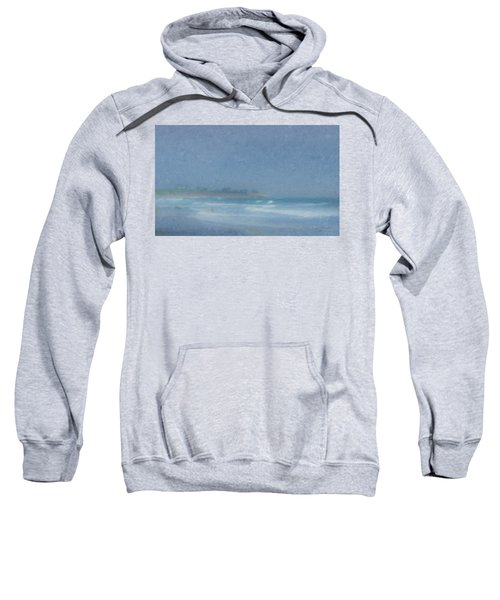 Foggy Afternoon At Little Compton Ri Sweatshirt