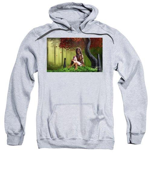 Quiet Sweatshirt