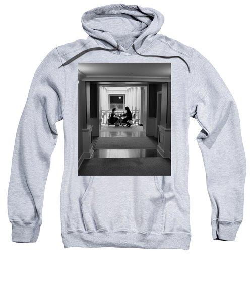 Quiet Moment Sweatshirt