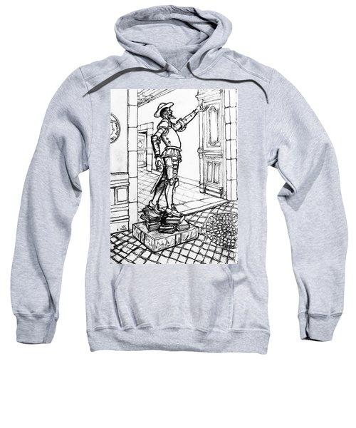 Quixote Museum Sweatshirt