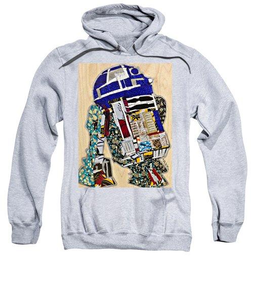 R2-d2 Star Wars Afrofuturist Collection Sweatshirt