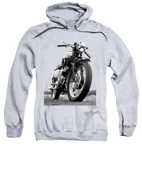 Race Day Sweatshirt by Mark Rogan