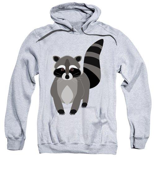 Raccoon Mischief Sweatshirt