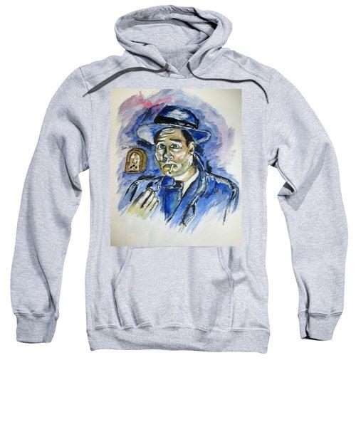 Radio's Sam Spade Sweatshirt