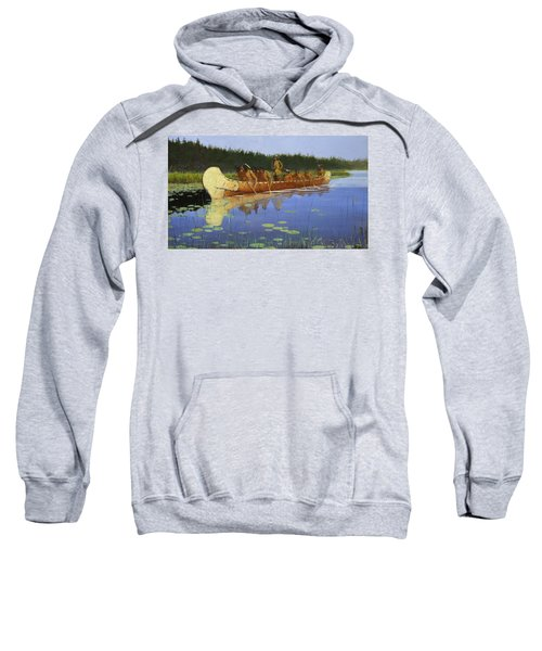 Radisson And Groseilliers Sweatshirt