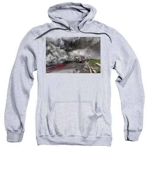 Raging Inferno Sweatshirt