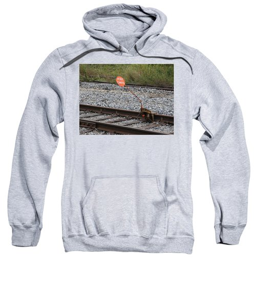 Railroad Work Limit Sweatshirt