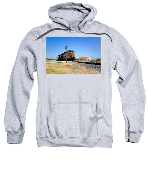 Railway Crossing Sweatshirt