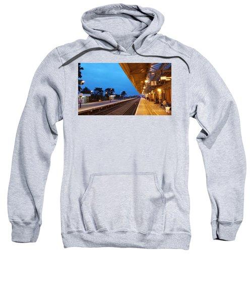 Railway Vanishing Point Sweatshirt