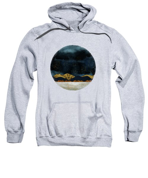 Rain Sweatshirt by Katherine Smit