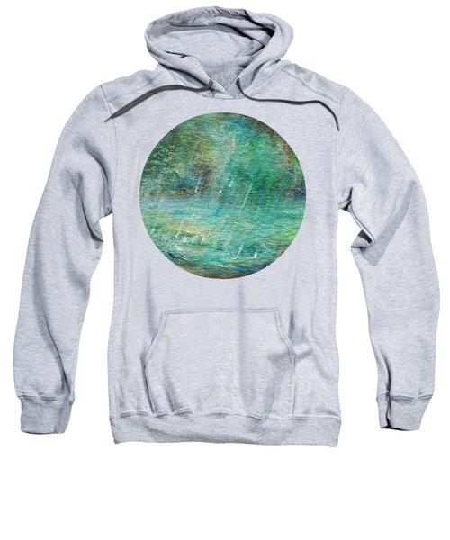 Rain On The Pond Sweatshirt