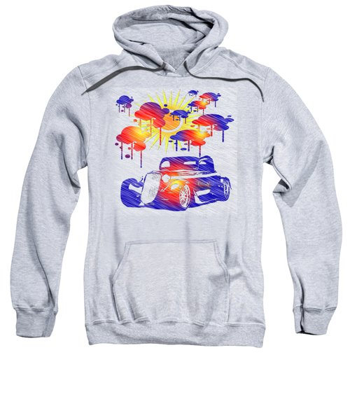 Rain Showers Sweatshirt