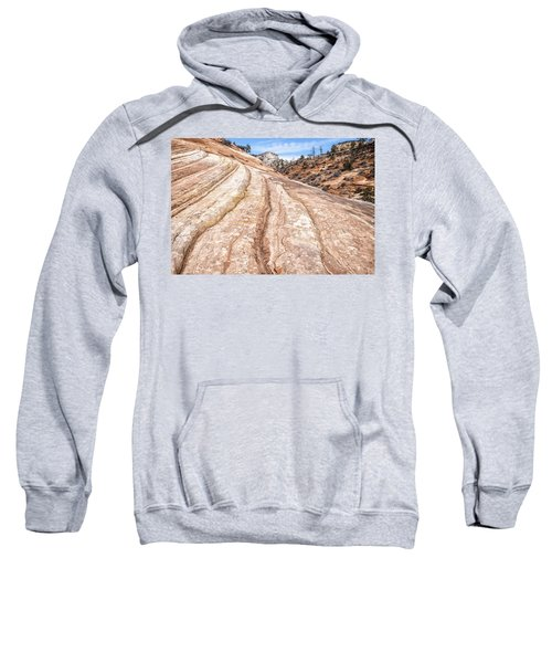 Rain Worn Sweatshirt