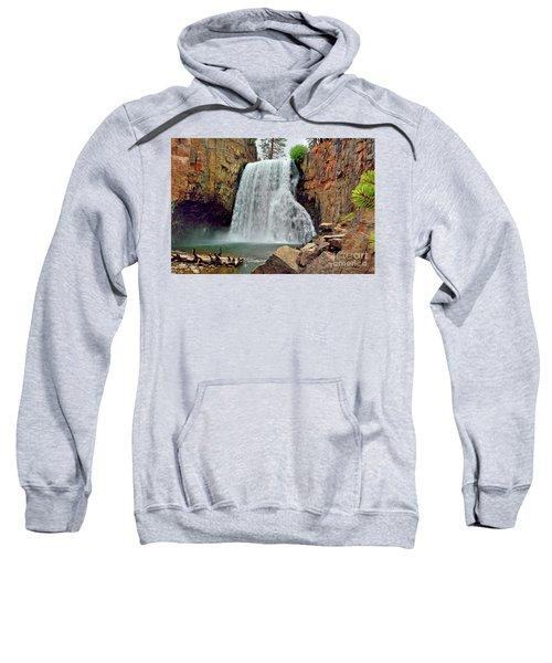 Rainbow Falls 10 Sweatshirt