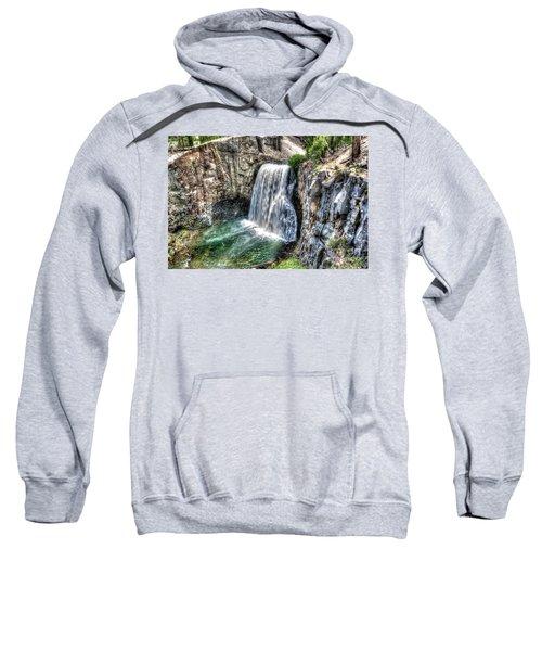Rainbow Falls 5 Sweatshirt