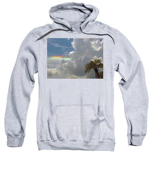 Rainbow To Nowhere Sweatshirt