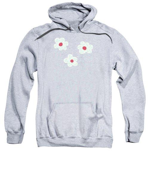 Raining Flowery Clouds Sweatshirt