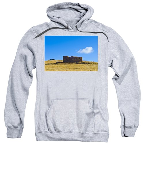 Rainy Day Stash Sweatshirt