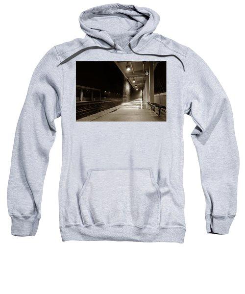 Rainy Night In Baltimore Sweatshirt