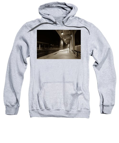 Rainy Night In Baltimore Sweatshirt