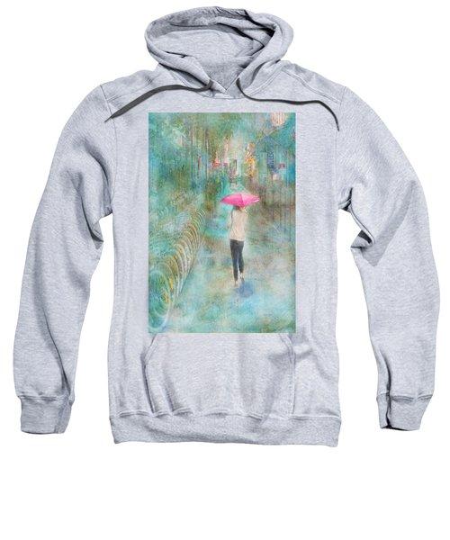 Rainy In Paris 3 Sweatshirt