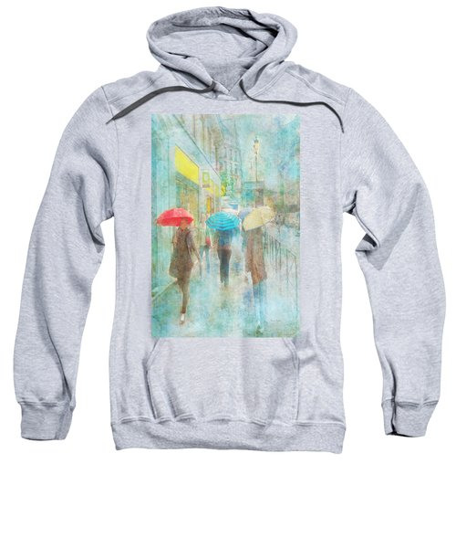 Rainy In Paris 5 Sweatshirt